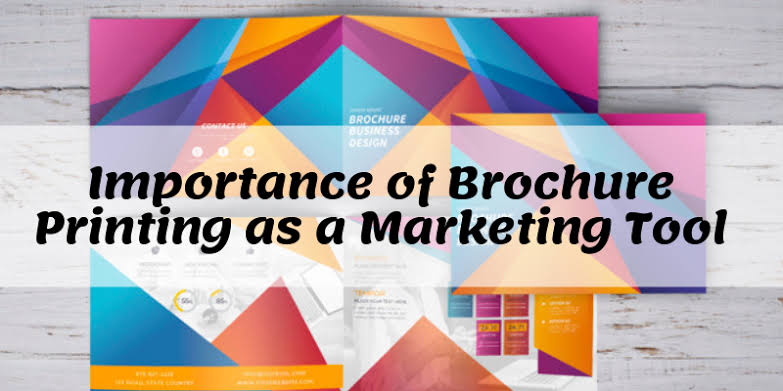 Image result for brochure printing importance""